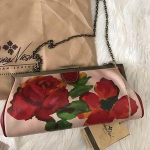 NWT Patricia Nash clutch evening bag